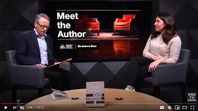 Mark Kenny in conversation with Annika Smethurst