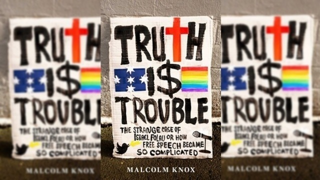 Truth is trouble with Malcolm Knox: New on Democracy Sausage