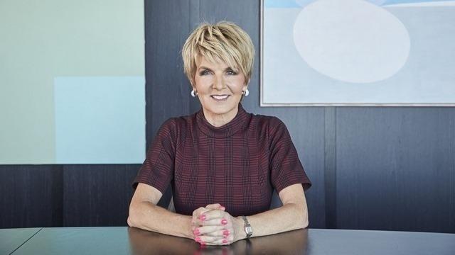 The Hon. Julie Bishop