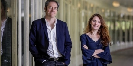 Professor Martin Thomas and Dr Béatrice Bijon, Co-Directors of the Menzies Australia Institute, King's College London