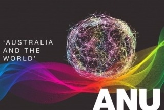 Australia and the World ANU graphic
